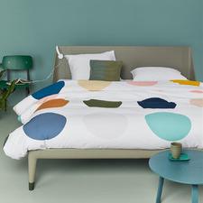 Big Dots Cotton Sateen Quilt Cover Set