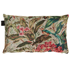 Multi-Coloured Vintage Style Tapestry Cushion