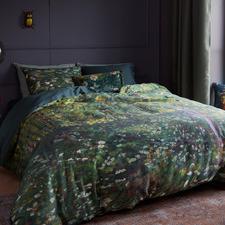 Van Gogh Trees Cotton Sateen Quilt Cover Set