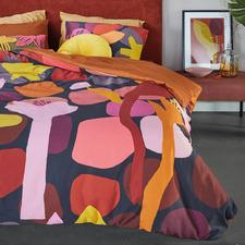 Multi-Colour Candy Cotton Sateen Quilt Cover Set