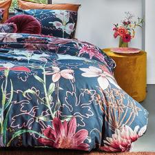 Multi-Colour Joy Cotton Quilt Cover Set