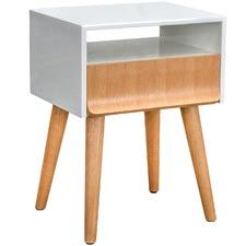 Traven Scandinavian-Style Side Table