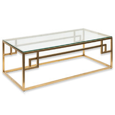 Brushed Kaden Coffee Table