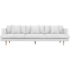 Bodo Fabric 4 Seater Sofa