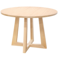 Natural Anton Dining Table