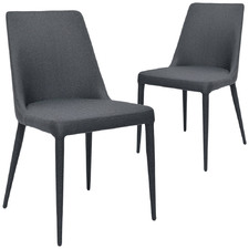 Gianara Upholstered Dining Chairs (Set of 2)