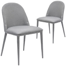Archard Upholstered Dining Chairs (Set of 2)