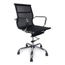 Designer Elastomeric Mesh Boardroom Office Chair