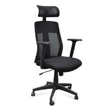 Black Benson Ergonomic Mesh Office Chair