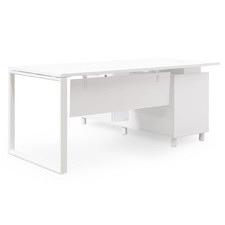 Konarske Executive Office Desk with Return