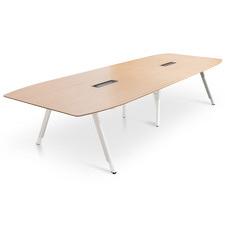 Natural Konarske Boardroom Meeting Table