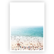 Another Day in Paradise Unframed Paper Print