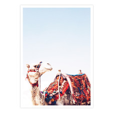 Caravanserai Printed Wall Art