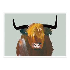 Taurus Printed Wall Art