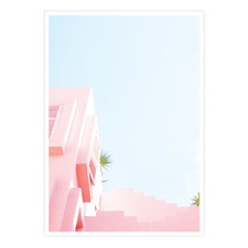Summer Siesta Printed Wall Art