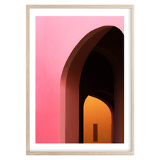 Archway Printed Wall Art