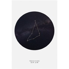 Capricorn Print
