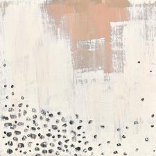 Blush Tribal I Canvas