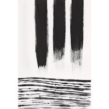 Bold Tracks I Canvas