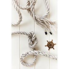 Sailors Rope Print