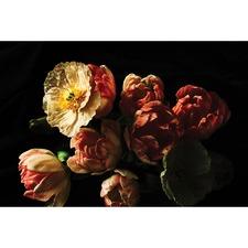 Audrey Florals Canvas