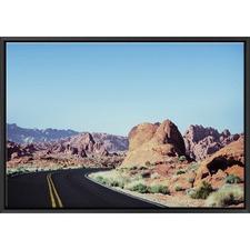 Road Less Travelled Print
