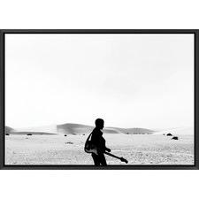 Desert Guitar Print