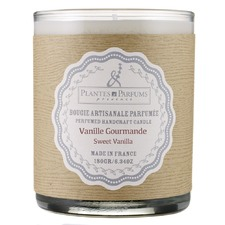 Sweet Vanilla Handcrafted Fragrance Candle