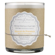 Muscat of Provence Handcrafted Fragrance Candle