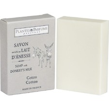 Cotton Donkey's Milk Soap