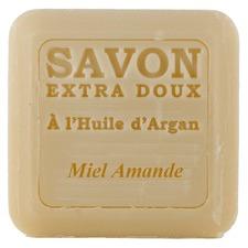 Almond Honey Argan Oil Soap
