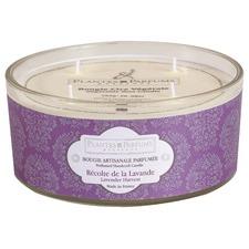 Lavender Harvest Handcrafted Candle