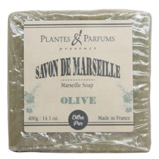 Marseille Olive Cubic Soap