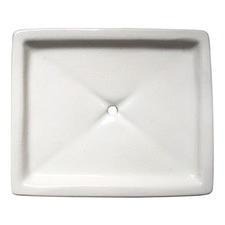 Rectangular Ceramic Soap Dish