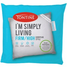 Simply Living Firm European Pillow