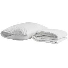 3 Piece Cotton Mattress & Pillow Protector Set