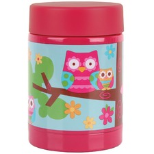 Owl Hot & Cold Container