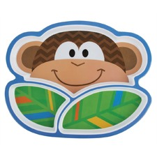 Monkey Melamine Tray