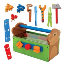 Wooden Tool Toy Set