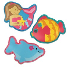 Mermaid Dive & Seek Sinking Pool Toys