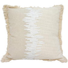 Cream Cipta Cotton Cushion