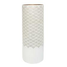 White Arch Metal Lamp