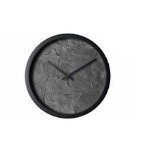 30cm Slate Surface Clock