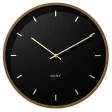 40cm Bentwood Tad Wall Clock