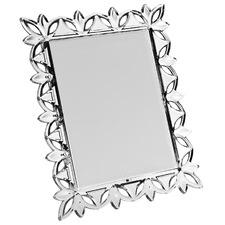 "Kayla Pierced 8 x 10"" Crystal Photo Frame"