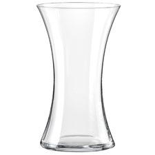FYT 25.5cm Crystal Waisted Vase