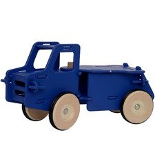 Linden Wood Dump Truck Toy