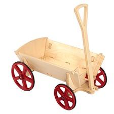 Moover Wooden Prairie Wagon