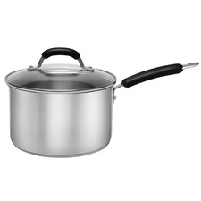 Stanley Rogers Pro-Form 20cm Stainless Steel Saucepan
