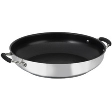 Stanley Rogers Pro-Form 32cm Stainless Steel Cook's Pan